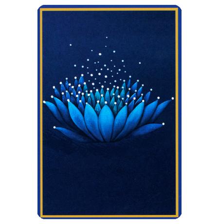 Oracle Bleu Jeu   Ketty-Voyance.com c492c839839e