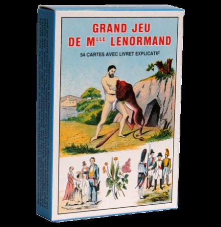 Grand Jeu de Mlle Lenormand